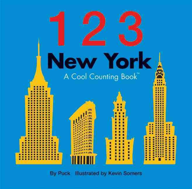 123 New York By Puck/ Somers, Kevin (ILT)